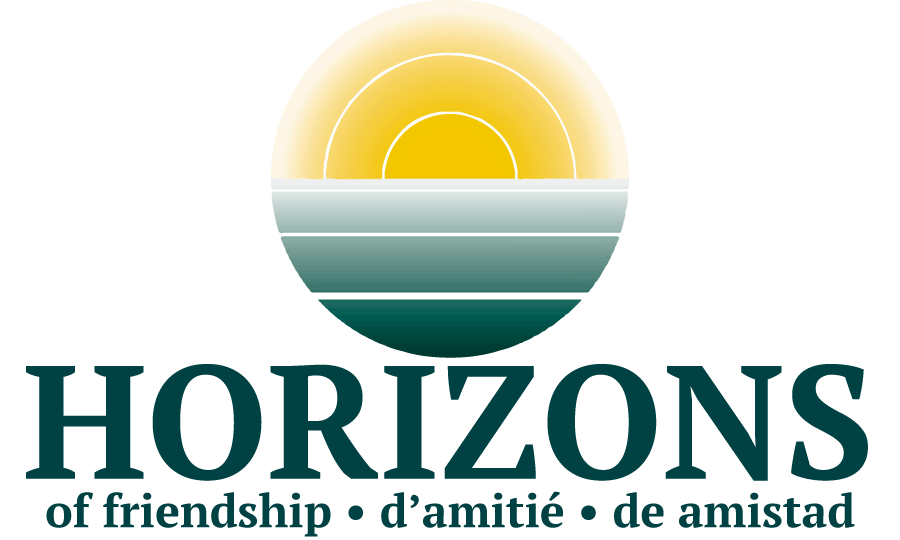 Horizons of Friendship Logo